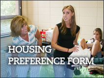 Housing Preference Form