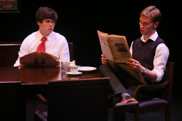 "Asbury Theatre Presents ""The Dining Room"" - Asbury University"