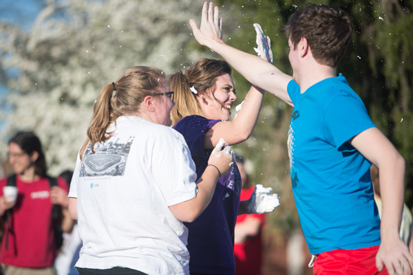 A spring semester tradition, the Legacy Games bring the Asbury community together.