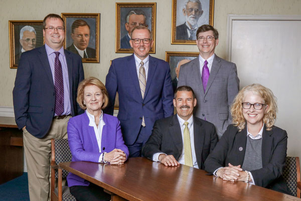 This summer, multiple Asbury University employees will transition to new positions of leadership in the President's Cabinet.
