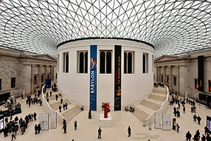 Dome of The British Museum