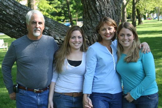 Parents with twins