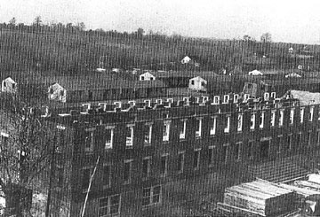Barracks from World War II