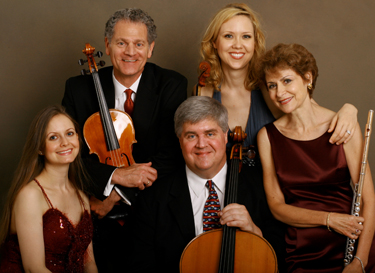 The American Chamber Players will perform in Asbury's second Artist Series event.