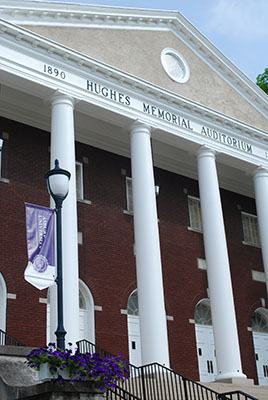 Asbury University Hughes Auditorium