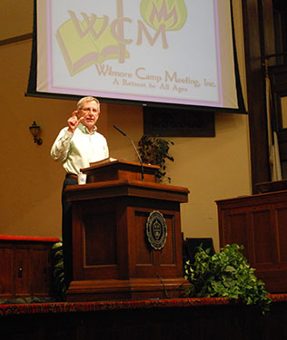 Asbury University Wilmore Camp Meeting