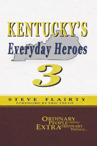 Asbury Prof Harold Rainwater is included in Steve Flairty's book about everyday heroes in Kentucky.
