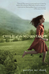 "Marilyn Sue Shank '74 recently released ""Child of the Mountains."""