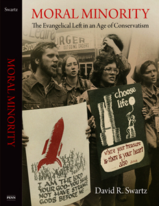 Dr. David Swartz's new book looks at the people and events of the evangelical left.