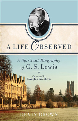 Lewis book by Dr.Devin Brown