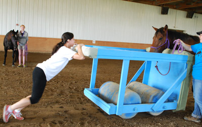 Asbury University Equine ImpactU Camp