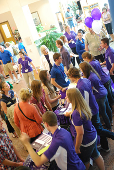 New Student Orientation 2012