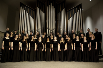 The 2012 Asbury Chorale