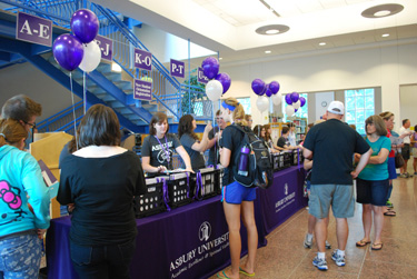 Orientation at Asbury