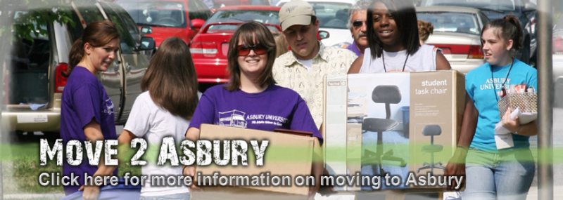 more information on moving to Asbury