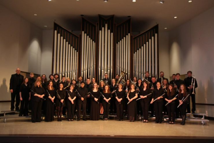 Concert Band group photo