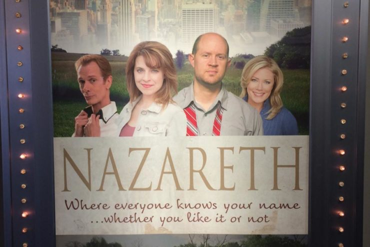 poster of Nazareth