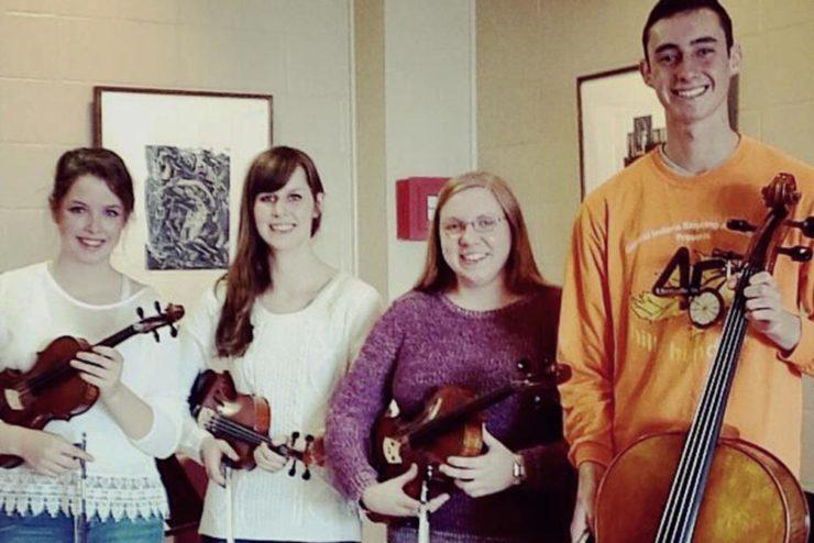 student string quartet