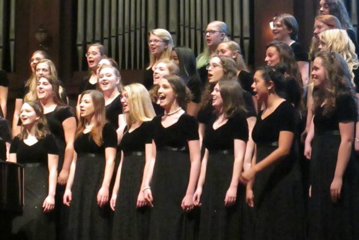 Asbury University Women's Choir