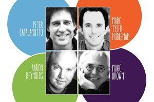 Peter Catalanotto, Marc Nobleman, Aaron Reynolds, Marc Brown