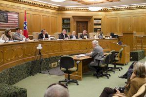 David Stevens presents in court.