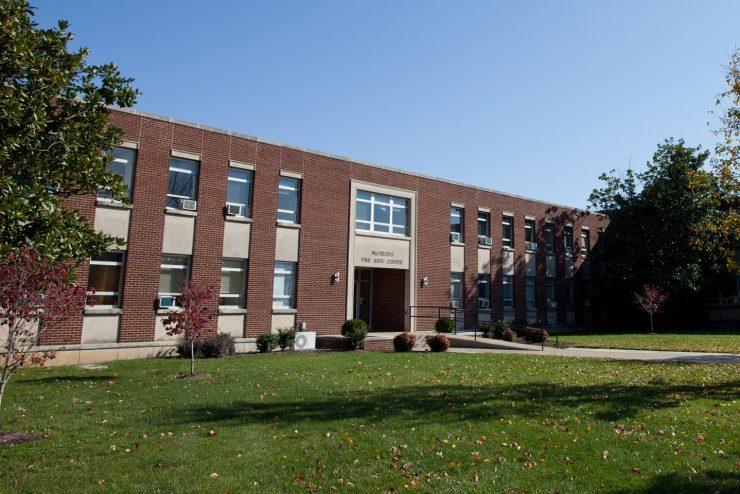 McCreless Fine Arts Center