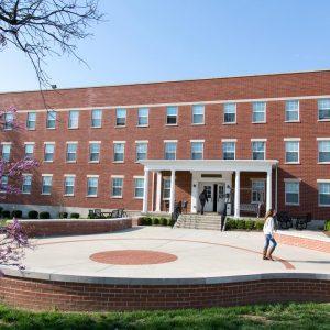 Trustees Residence Hall