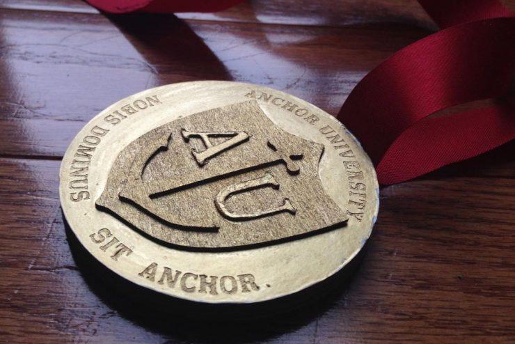 gold medal prop