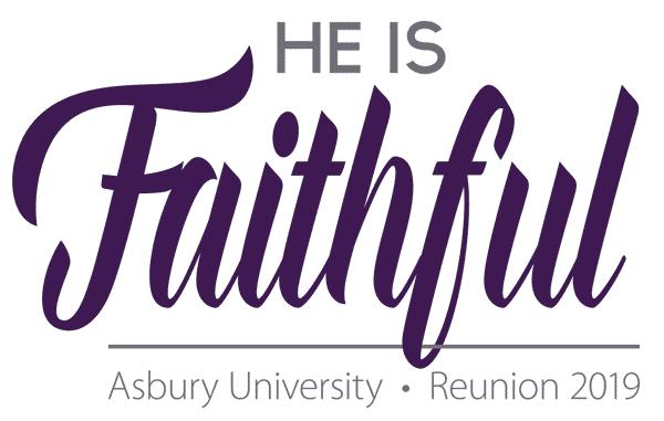 He Is Faithful: Reunion 2019