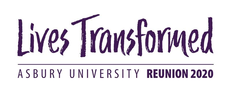 Lives Transformed: Asbury University Reunion 2020