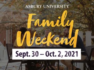 Family Weekend 2021